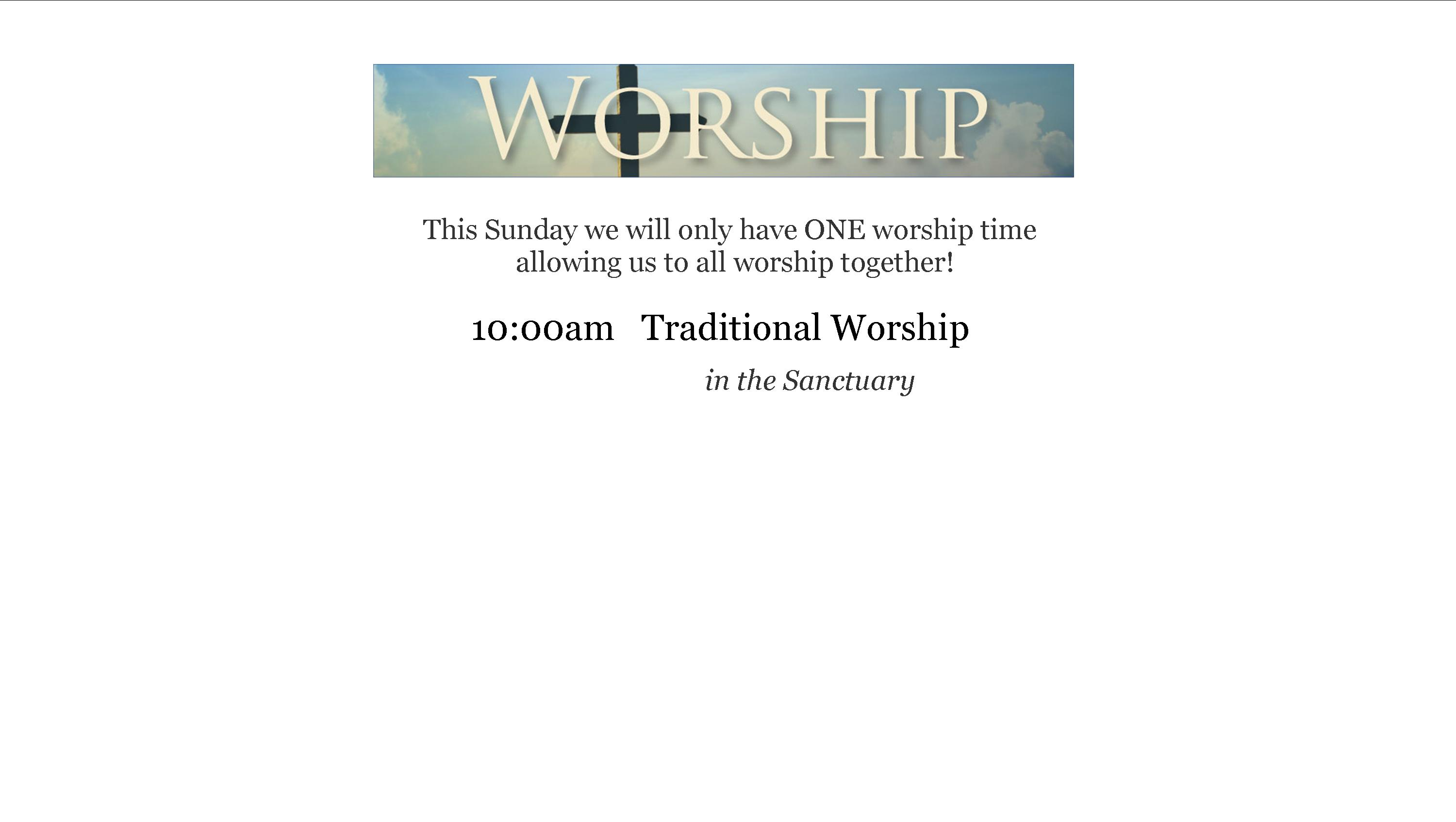 Single-Sunday-Service-Worship