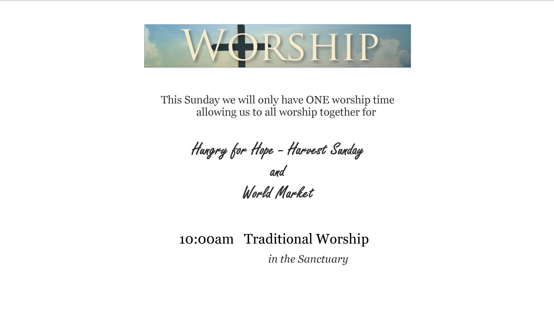 Single-Service-Worship_Harvest-Sunday